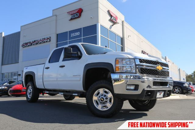 2012 Chevrolet Silverado 2500HD LT Crew Cab 4WD Chantilly VA
