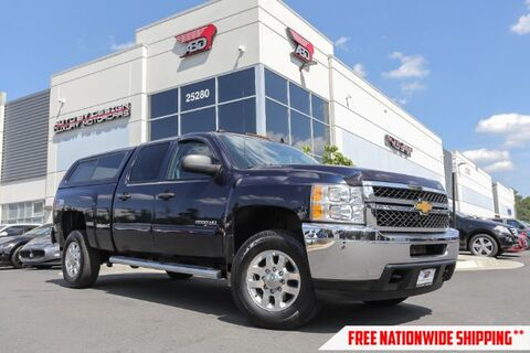 2012_Chevrolet_Silverado 2500HD_LT Crew Cab 4WD_ Chantilly VA