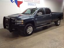 2012_Chevrolet_Silverado 2500HD_LTZ 4X4 Diesel Allison Heated Leather Ranch Hand_ Mansfield TX