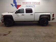 2012_Chevrolet_Silverado 2500HD_Z71 4X4 Lifted Diesel Camera Touch Screen Bluetooth_ Mansfield TX