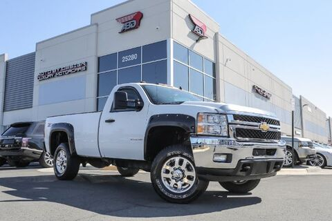 2012_Chevrolet_Silverado 3500HD_LT Long Box 4WD_ Chantilly VA