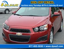 2012_Chevrolet_Sonic_2LS Sedan_ New Castle DE