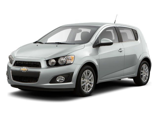 2012 Chevrolet Sonic LS Fort Worth TX