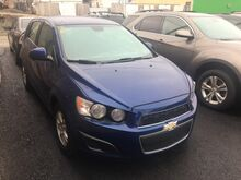 2012_Chevrolet_Sonic_LS_ North Versailles PA
