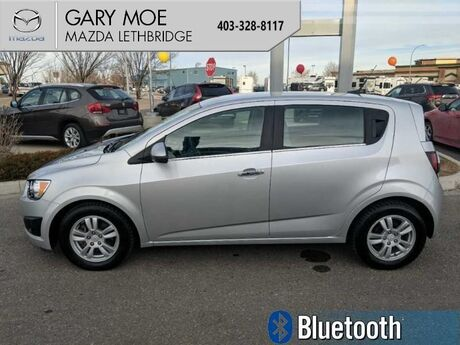 2012 Chevrolet Sonic LT  - Bluetooth - Sporty and amazing on fuel!! Lethbridge AB