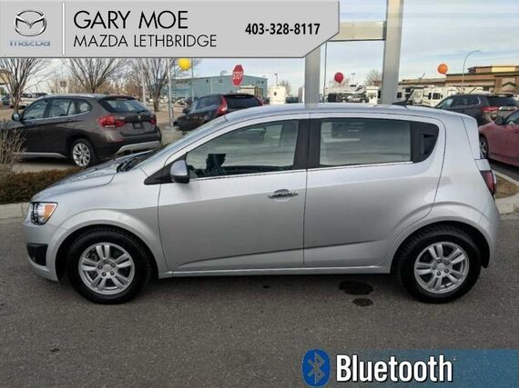2012_Chevrolet_Sonic_LT  - Bluetooth - Sporty and amazing on fuel!!_ Lethbridge AB