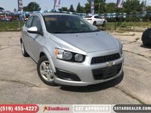 2012_Chevrolet_Sonic_LT   AUTO LOANS APPROVED_ London ON