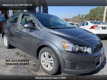 2012_Chevrolet_Sonic_LT_ Raleigh NC