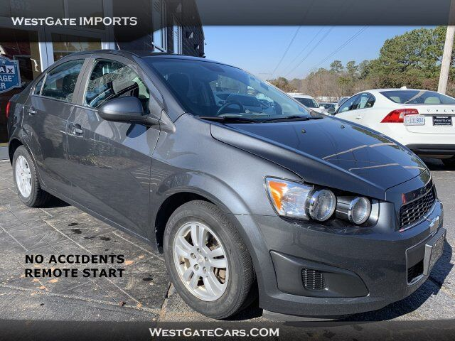 2012 Chevrolet Sonic LT Raleigh NC