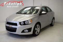 2012_Chevrolet_Sonic_LTZ - Heated Seats, Keyless Entry_ Akron OH