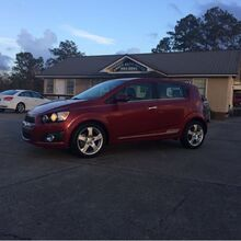 2012_Chevrolet_Sonic_LTZ 5-Door_ Hattiesburg MS