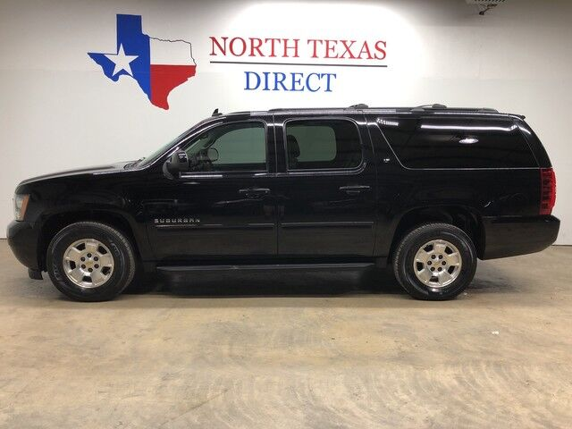 2012 Chevrolet Suburban LT Heated Leather Sunroof Rear Entertainment Tv DVD Mansfield TX