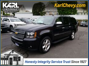 2012_Chevrolet_Suburban_LTZ_ New Canaan CT