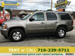 2012 Chevrolet Tahoe LT 4WD w/Leather & 3rd Row Seat