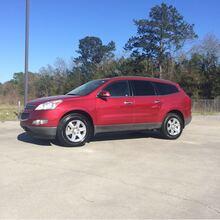 2012_Chevrolet_Traverse_2LT FWD_ Hattiesburg MS