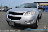 2012 Chevrolet Traverse LS / AWD / 3rd Row / Seats 8 / Cruise Control / Aux Jack / Luggage Rack / 23 MPG