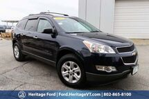 2012 Chevrolet Traverse LS South Burlington VT