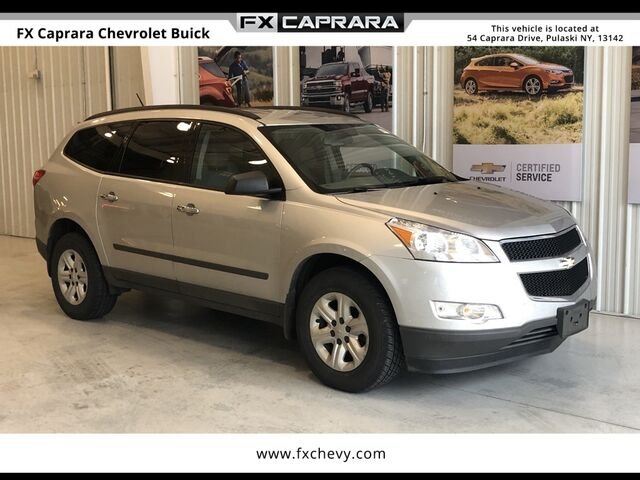 2012 Chevrolet Traverse LS Watertown NY