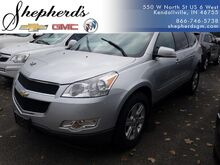 2012_Chevrolet_Traverse_LT w/1LT_ Rochester IN