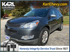 2012_Chevrolet_Traverse_LT w/1LT_ New Canaan CT