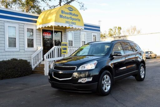 2012_Chevrolet_Traverse_LT w/1LT_ Wilmington NC