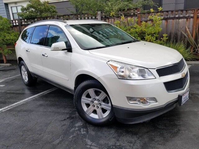 2012 Chevrolet Traverse LT w/2LT Redwood City CA