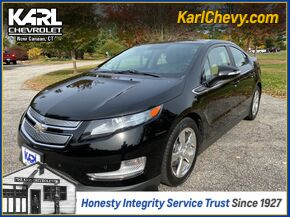 2012_Chevrolet_Volt__ New Canaan CT
