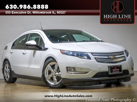 2012_Chevrolet_Volt__ Willowbrook IL