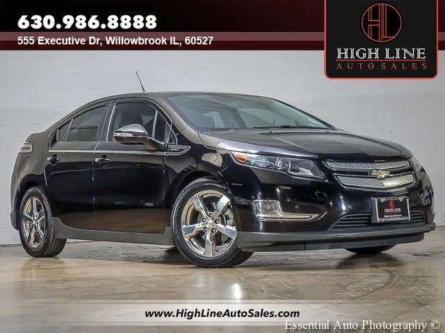 2012 Chevrolet Volt  Willowbrook IL