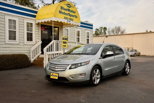 2012_Chevrolet_Volt__ Wilmington NC