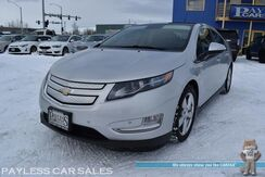 2012_Chevrolet_Volt_Premium / Automatic / Auto Start / Heated Leather Seats / Bose Speakers / Back Up Camera / Front & Rear Park Assist / Keyless Entry & Start / Bluetooth / Aluminum Wheels / 40 MPG / Low Miles_ Anchorage AK
