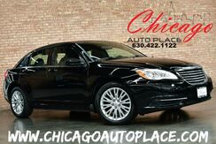 2012_Chrysler_200_LX - 2.4L I4 ENGINE PREMIUM ALLOY WHEELS LED DAYTIME RUNNING LAMPS FRONT WHEEL DRIVE POWER OPTIONS PREMIUM AUDIO_ Bensenville IL