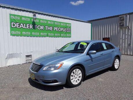 2012 Chrysler 200 LX Spokane Valley WA
