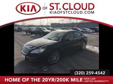 2012_Chrysler_200_LX_ St. Cloud MN