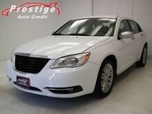 2012_Chrysler_200_Limited - Heated Seats, Keyless Entry, Power Windows_ Akron OH