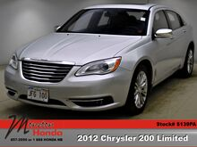 2012_Chrysler_200_Limited_ Moncton NB