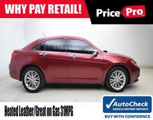 2012_Chrysler_200_Limited w/Leather_ Maumee OH