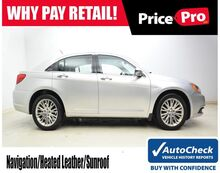 2012_Chrysler_200_Limited w/Nav & Sunroof_ Maumee OH