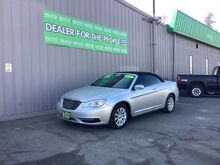 2012_Chrysler_200_Touring Convertible_ Spokane Valley WA