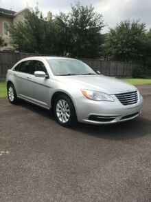 2012_Chrysler_200_Touring_ Houston TX