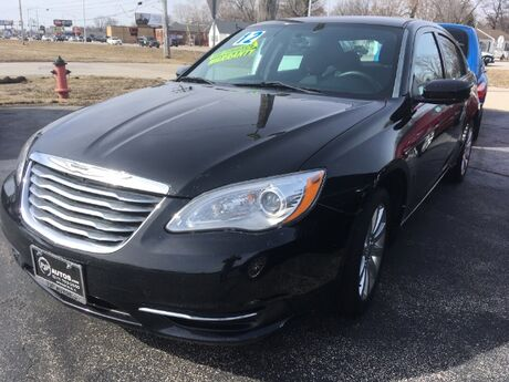 2012 Chrysler 200 Touring Springfield IL