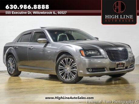 2012_Chrysler_300_300S_ Willowbrook IL