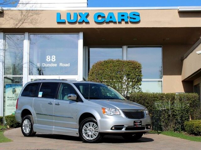 2012_Chrysler_Town & Country_Limited Handicap Conversion_ Buffalo Grove IL