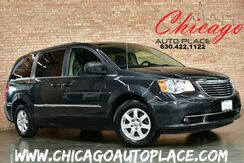 2012_Chrysler_Town & Country_Touring - LEATHER POWER SLIDING DOORS BACKUP CAM REAR TV/DVD 3RD ROW_ Bensenville IL