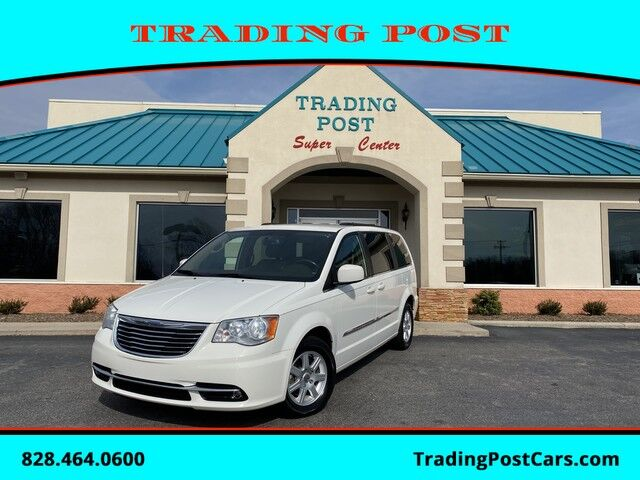 2012_Chrysler_Town & Country_Touring DVD_ Conover NC