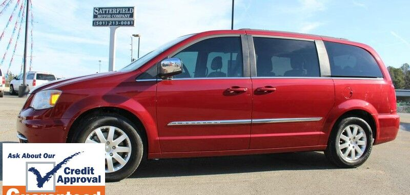 2012 Chrysler Town & Country Touring-L Bryant AR