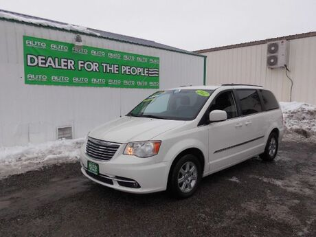 2012 Chrysler Town & Country Touring Spokane Valley WA