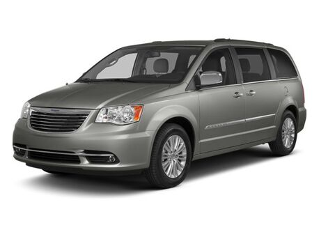 2012_Chrysler_Town & Country_Touring_ Roseville MN