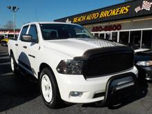 2012_DODGE_RAM_1500 4X4, SIRIUS RADIO, RUNNING BOARDS, BACKUP CAM, HEATED MIRRORS, BLUETOOTH, ONLY 1 OWNER, SWEET!_ Norfolk VA