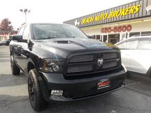 2012_DODGE_RAM_1500 MOPAR CREW CAB 4X4, WARRANTY, REMOTE START, HEATED MIRRORS, TOW PKG, SIRIUS SAT RADIO, A/C!_ Norfolk VA